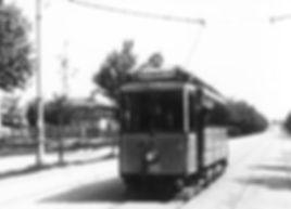 A-Tw 189 in der Ungererstraße 1926 tram münchen