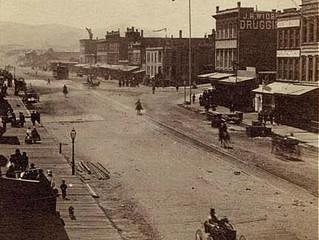 San Francisco Steam Tram Story 1860