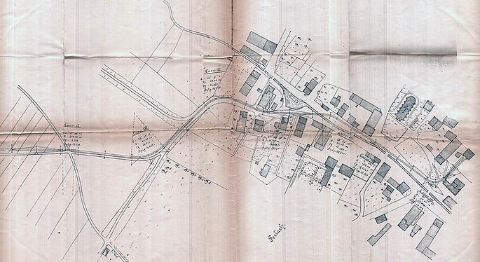 1897 Planung Strecke Rosemheimerstraße-R