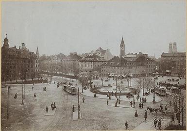 1902 Sendlingertorplatz DE-1992-FS-NL-KV