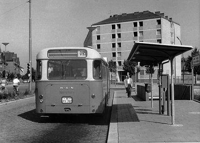 münchen bus tram Trambahn