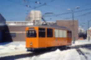 Salzwagen  Typ: SA 2.30 Betriebsnummer 2930 München tram