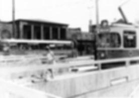 Tw 2515 an der Hst. Ostbahnhof Mai 1972 münchen tram