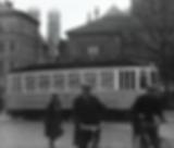 wanderbücherei München trambahn