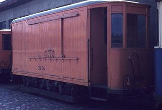 Salzwagen  Typ: s 4.48 Nr. 3904 münchen tram