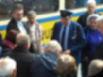 Ehrenamtlichebeiden fachmännischen Führungen münchen tram museum fmtm