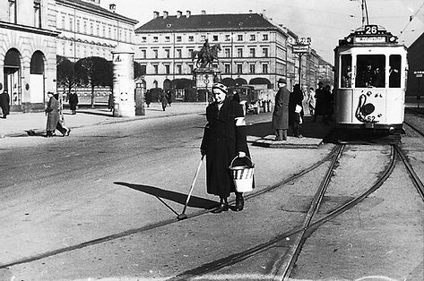 Maxvorstadt)  Odeonsplatz  (1937)  (0003