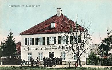 1910 Stadelheim Restauration DE-1992-FS-