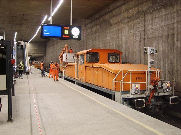 2009 Arbeitslokomotive 8952 Münchner Freiheit