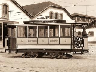 125 Jahre Elektromobilität in München