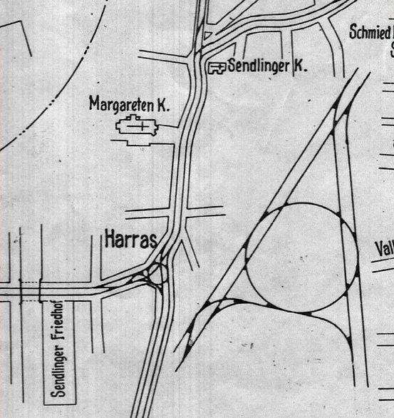 1924-07-04 Harras Streckenplan Versuchsf