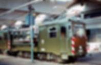 Turmwagen   Typ: Tu 1.8 Betriebsnummer: 2945 MVG München tram