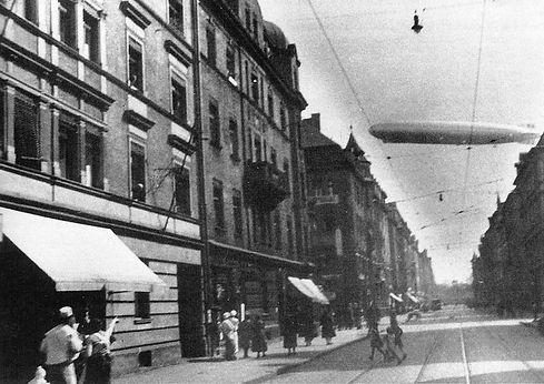 Maxvorstadt)  Görresstraße  (1909 - 05)