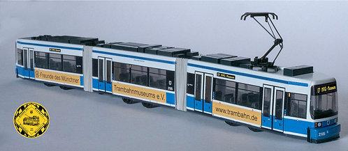 Münchner R 2 Wagen  Spur H0  - nicht motorisiert -  Exklusivmodell FMT