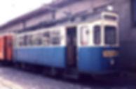 Bahnhofswagen Typ G 1.8 Betriebsnummer 2968 tram München