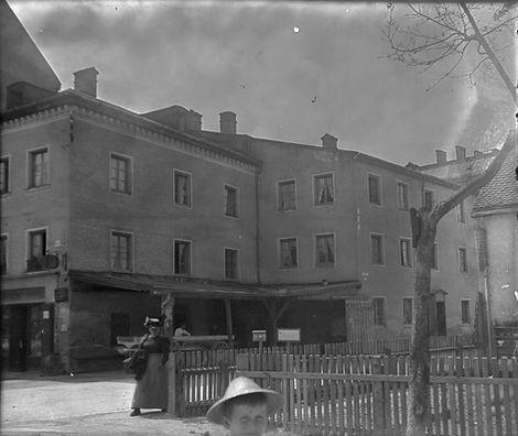 1890 Leopoldstrasse herzogstrasse Stadta