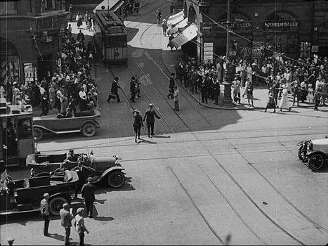 1924_Marienplatz_Schleckergäßchen_Rind