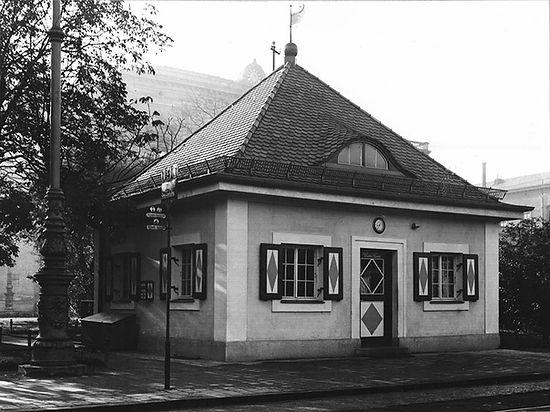1914-04-17 Ostbahnhof Orleansplatz Stati