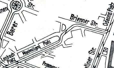 1924-07-04 Streckenplan Versuchsfahrt ma