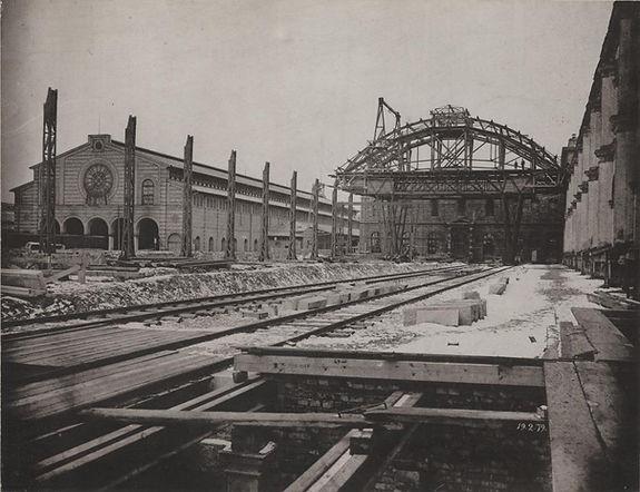 1879 Erweiterung Hauptbahnhof DE-1992-FS