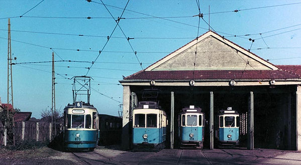4. Juli 1958 Triebwagen 873 (M 3.64), 27