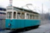 Bahnhofswagen Typ G 1.8 Betriebsnummer 2965 München tram