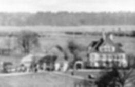 Endstation Grünwald mit C-Dreiwagenzug 1914
