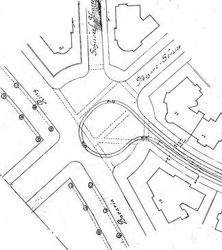 Streckenplan Bavariaschleife  Kobellstra