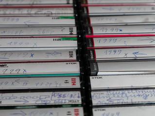 Digitalisieren von Hi8-Video-Cassetten