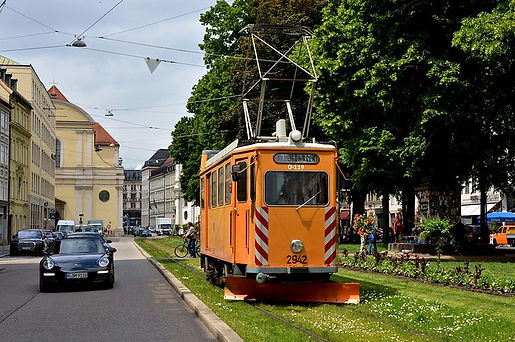 25.Mai 2016 Fahrdrahtkontrollwagen TW 29
