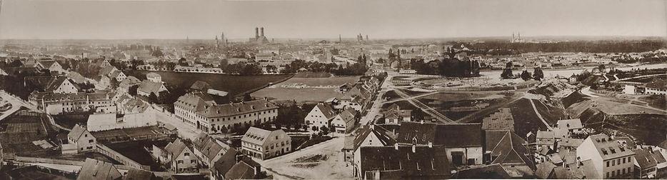 1857 Haidhausen Panorama  DE-1992-FS-NL-