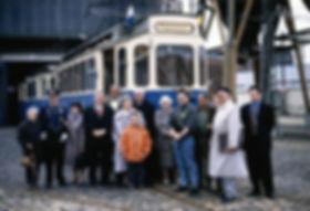 Besuch-SPD-Stammtisch 15.03.1996 tram münchen fmtm