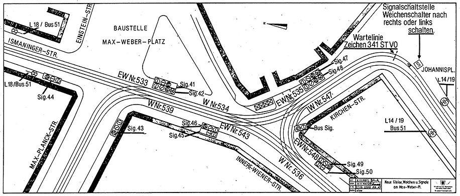 68 Max-Weber-Platz Kreuzung Knoten 28-11