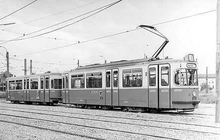 TRIEBWAGEN TYP M 5.65 München Tram triebwagen
