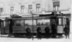 Typ A 3.1 Wagen Betriebsnummer 341 münchen tram