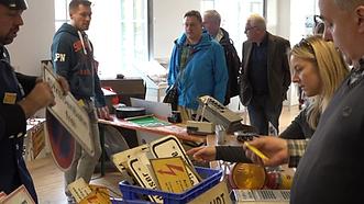 Teileverkauf zugunstenunseres Vereins München Tram FMTM