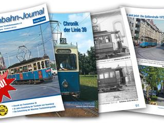 Das neue Trambahn-Journal kommt!