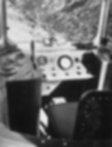 Die letzten beiden gelieferten M2-Triebwagen 774 und 775 erhalten anstelle der bisherigen Kurbelfahrschalter eine neuartige hebelbetätigte Kiepe-Schützensteuerung (im Bild: Tw 774) münchen tram trambahn