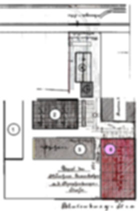 Depotsituation 1888bis 1890 Nymphenburgerstrasse depot betriebshof