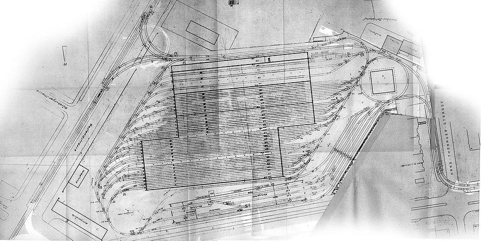 Streckenplan 23 Westendstrasse Zschokkes
