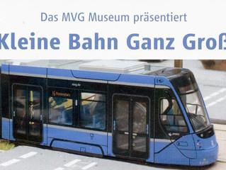 """""""Kleine Bahn ganz groß 2019"""" im MVG-Museum"""
