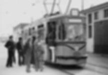 """Das Bild entstand beim """"Tag der offenen Tür""""am 27. Oktober 1979 in der HW Ständlerstraße münchen tram fahrschulwagen 2923 2924"""