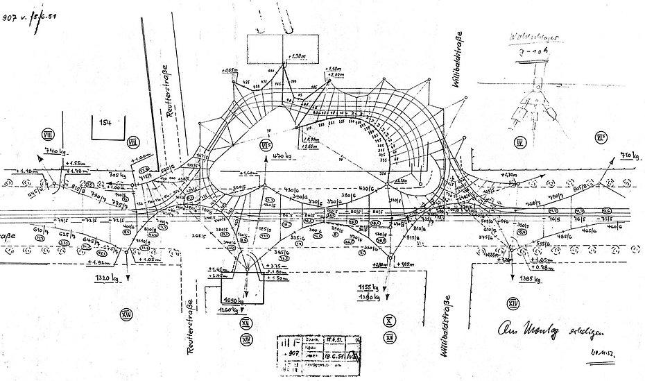 1951-06-15 Willibaldplatz Gleisplan Ober