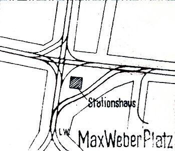 1924-07-19 - 22 Streckenplan zu Versuchs