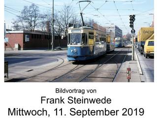 Die Münchner Trambahn in den 1980er und 1990er Jahren