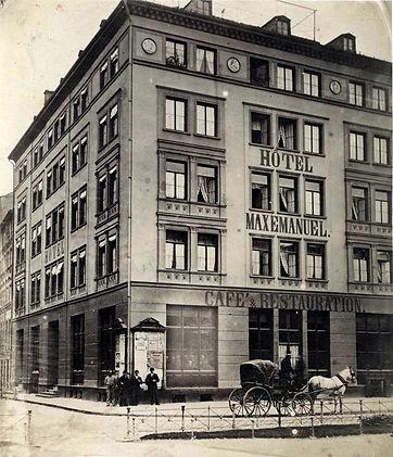 Hotel Max Emanuel DE-1992-FS-NL-KV-0360.