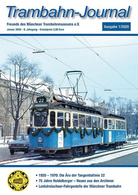 Trambahn-Journal    Ausgabe  1 | 2020