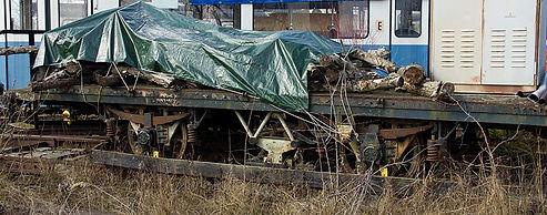 Transportwagen / Niederbord-Kipper  Typ: q 10.26 München tram