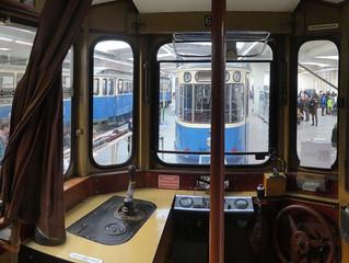 1. Tag der Modellbahnausstellung im MVG-Museum