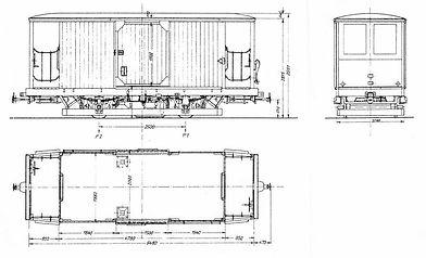 Bauskizze Salzwagen  Typ: s 3.50 tram münchen